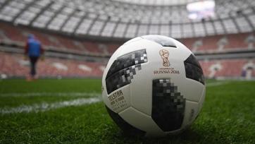 Мяч Чемпионата мира отправился на МКС