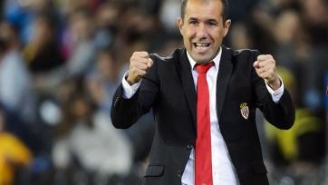 Жардим назван тренером года в Португалии