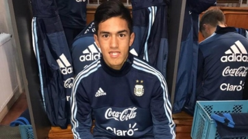 «Интер» ведёт переговоры с 18-летним аргентинцем