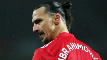 ESPN: Моуринью позволил Ибрагимовичу покинуть «Манчестер Юнайтед» до конца сезона