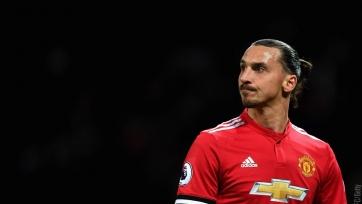 Официально: «Манчестер Юнайтед» расторг контракт с Ибрагимовичем