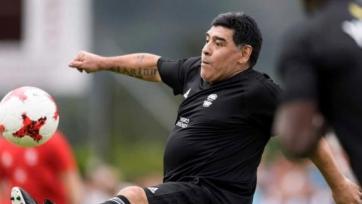 Марадона: «Наполи» может стать чемпионом»