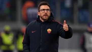 Ди Франческо: «Рома» уважает «Барселону», но не испытывает страха»