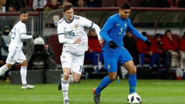 Слуцкий: «Российская сборная смотрится сверхдостойно»