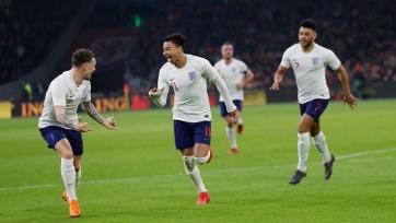 Англия победила Голландию в гостях