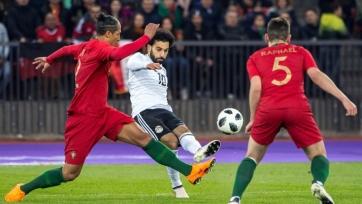 Роналду вырвал для Португалии победу над Египтом, оформив дубль в компенсированное время