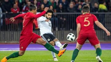 В 2018 году Салах забил 14 голов в 13 матчах
