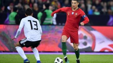 Роналду сыграл 900-й матч в карьере