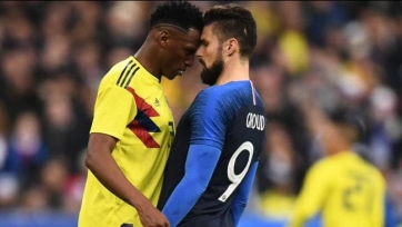 Йерри Мина – о победе над Францией: «Умтити говорил, что мы не сможем выиграть в Европе»