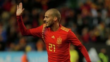 Давид Силва покинул расположение сборной Испании