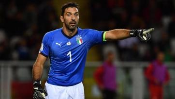 Буффон отреагировал на то, что некоторые люди негативно восприняли его возвращение в итальянскую сборную