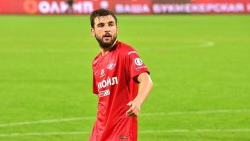 Джикия заверил фанатов, что ещё долго будет выступать за «Спартак»