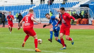 «Енисей» опростоволосился в матче с аутсайдером, «Крылья Советов» и «Оренбург» закончили без голов