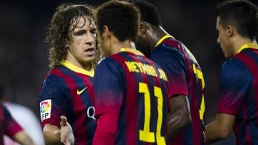 Пуйоль выразил мнение относительно перехода Неймара в «Реал»