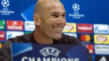 Зидан не принял решения насчёт будущего в «Реале»