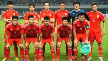 Сборная Китая будет исключать футболистов из-за татуировок