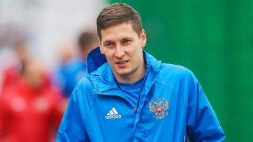 Кузяев получил травму на тренировке сборной России