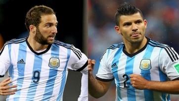 Агуэро: «Для меня было бы лучше, если бы в сборную не вызывали Игуаина»