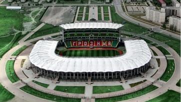 Ближайший матч «Ахмата» в РФПЛ перенесён на резервную арену