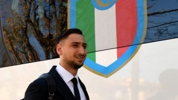 Итальянские СМИ: В матче с Англией ворота итальянской сборной будет защищать Доннарумма
