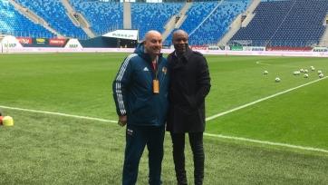 Галлас поделился ожиданиями от матча Россия – Франция