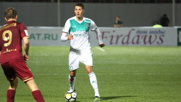 Хавбек сборной России высказался о переходе в «Зенит»