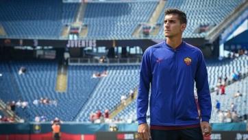 Пеллегрини: «Если бы «Рома» обыграла «Барсу» это понравилось бы всем»