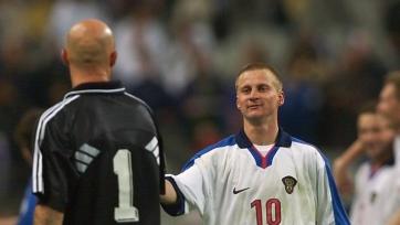 Панов вспомнил матч Россия - Франция образца 1999-го года