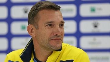 Шевченко прокомментировал победу над Японией