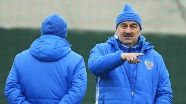 Черчесов дал комментарий после поражения сборной России против французов
