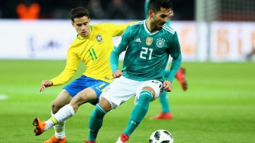 Сборная Бразилии оказалась сильнее Германии
