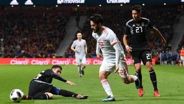 Сборная Испании уничтожила Аргентину, отправив в ворота соперника 6 мячей