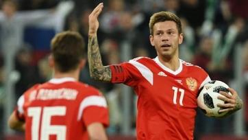 Смолов дал комментарий о поражении сборной России против французов