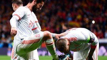 Против Аргентины Иско оформил первый хет-трик в карьере