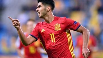 Асенсио: «В сборной Испании жесточайшая конкуренция»