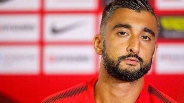 Самедов: «Мечта была играть за «Милан». «Интер»? Вряд ли бы я отказался, если бы позвали»