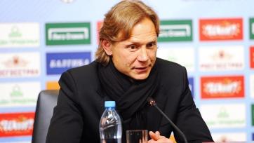 Карпин дал комментарий в преддверии матча с ЦСКА