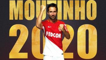 Официально: «Монако» продлил соглашение с Моутинью