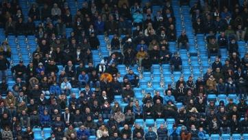 «Манчестер Сити» не может продать билеты на матч Лиги чемпионов против «Ливерпуля»