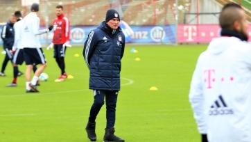 Хайнкес дал интервью применительно к игре с «Боруссией»