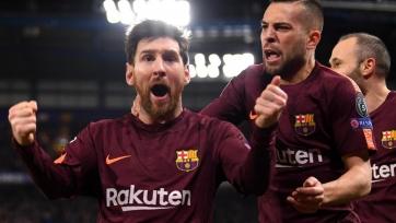 11 футболистов из «Барселоны» проверили на допинг