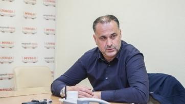 Божович прокомментировал поражение от «Динамо»