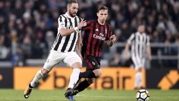 «Ювентус» вырвал победу у «Милана» и оторвался от «Наполи»