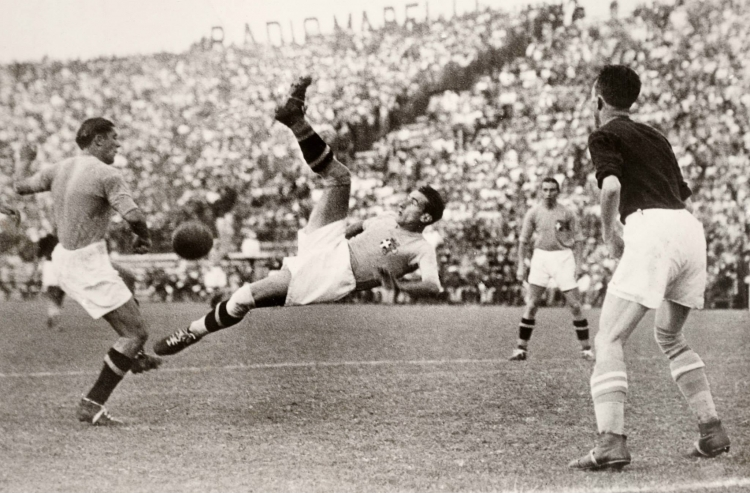Фашизм и футбол. Муссолини и Чемпионат мира-1934