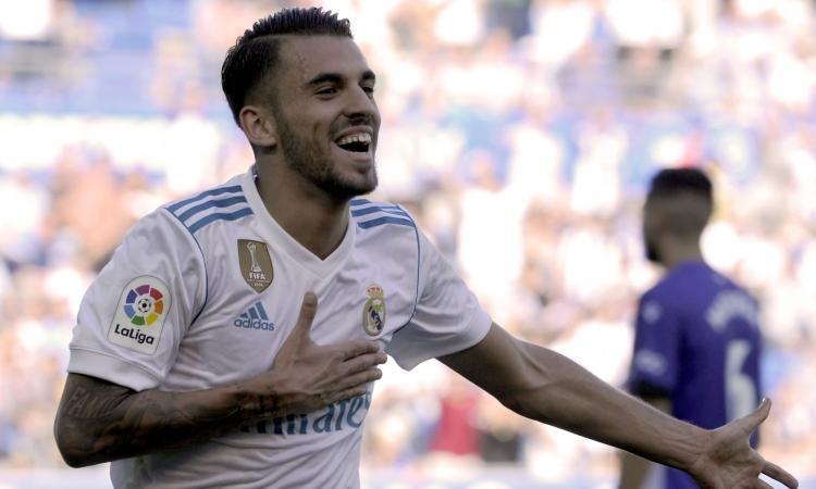 «Реал» назвал «Милану» стоимость Себальоса