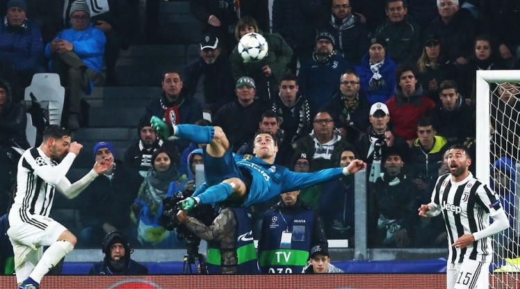 Судья «Реала», Роналду-Замыкалду и 0:3. «Ювентус» ещё не вылетел
