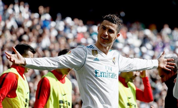 Роналду забил «Атлетико» с лёта. В Турине напряглись