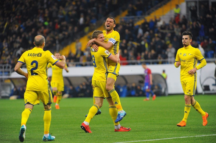 «Ростов» оказался сильнее «СКА-Хабаровск»