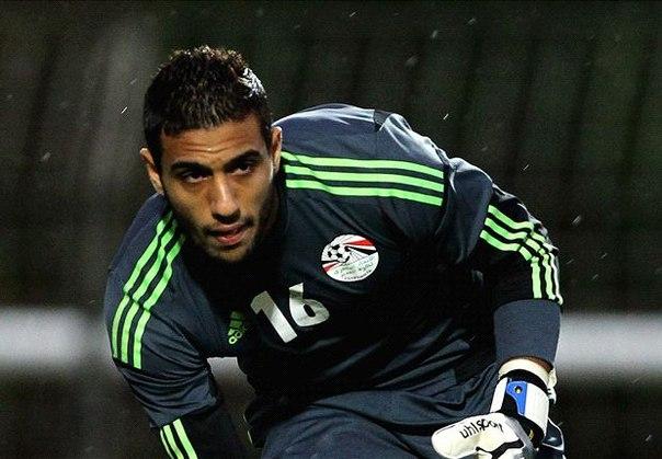 Один из вратарей сборной Египта пропустит ЧМ-2018