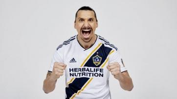 Златан Ибрагимович забил невероятный гол через 6 минут после дебюта в MLS (видео)